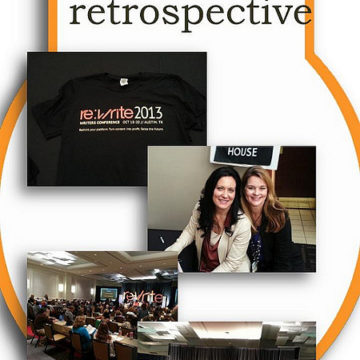 #ReWriteConf Retrospective