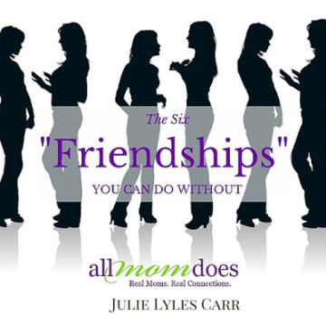 The Six Friendships You Can Do Without