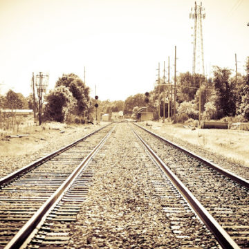 Living on Which Side the Tracks